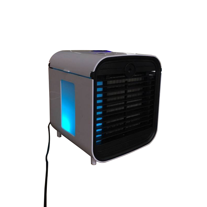 7.5 W Power ส่วนบุคคล Air Cooler Standing Air Conditioner