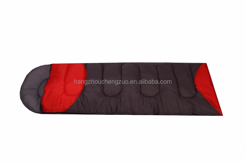 Hot Selling 1.5kg Portable Camping Envelope Sleeping Bag,CZX-048 Portable Winter Warmth Sleeping Bag