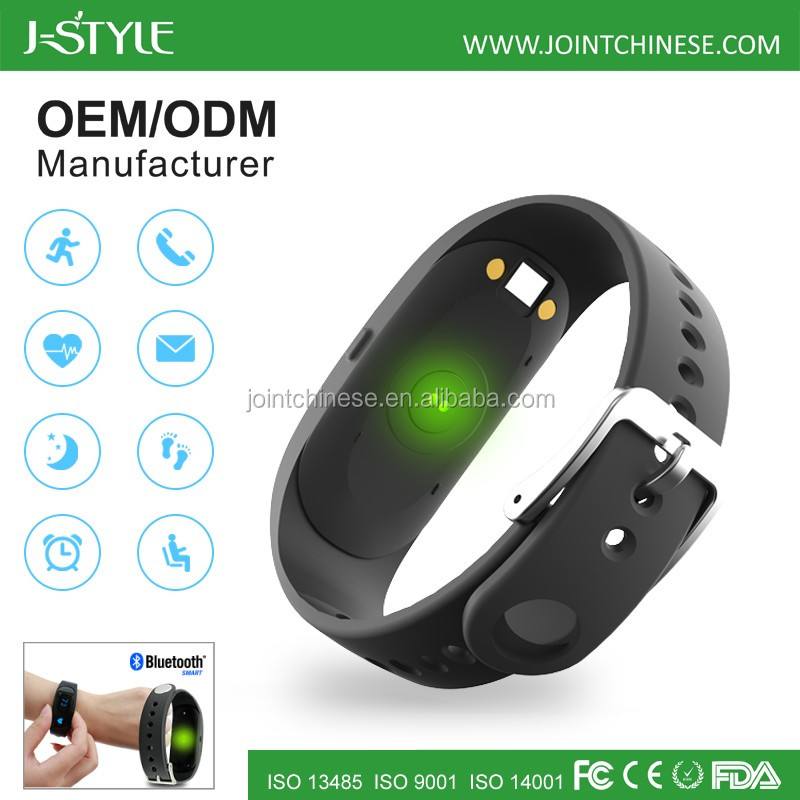 China Odm Factory Bluetooth Activity Tracker Like Fitbit Flex ...