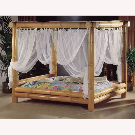 FD-303 Classic Bamboo Bed Support Customized