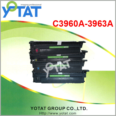 Toner cartridge C9700A for HP Color LaserJet 1500 2500 printer