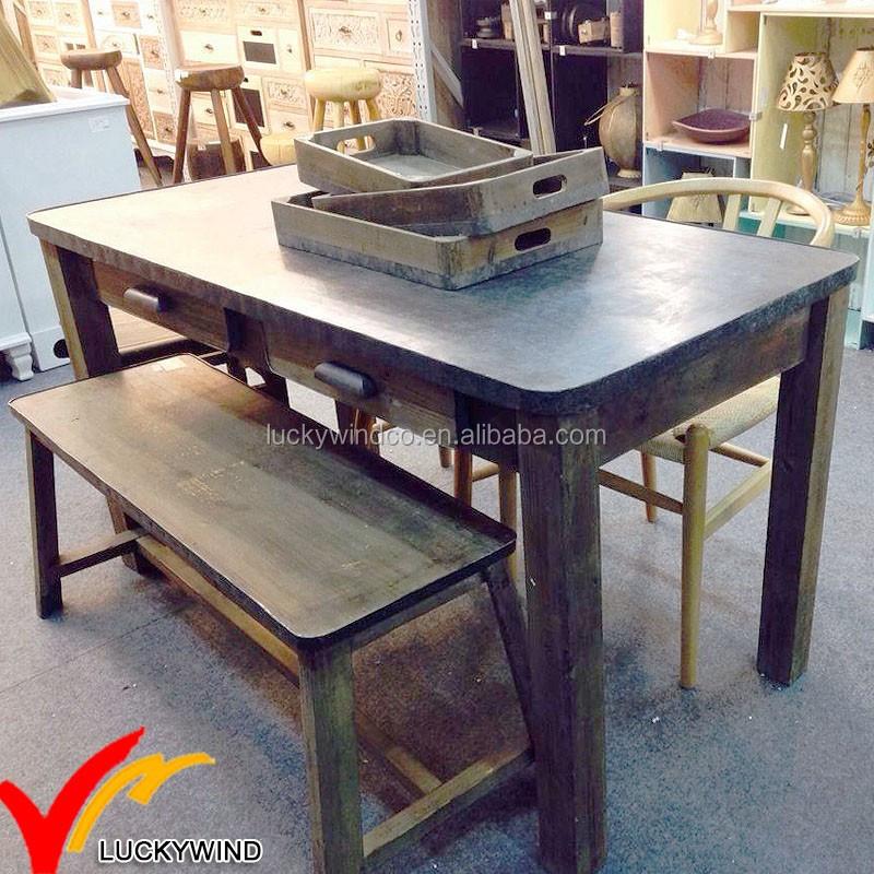Apenada Handmade Industrial Muebles Rústico Vendimia Reciclado De ...