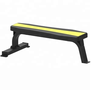 heavy duty hot sale flat bench gym use bench exercise bench