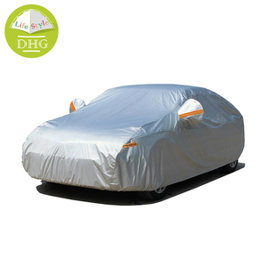 Inflatable Heated Full Protection Hail Resistant Car Cover