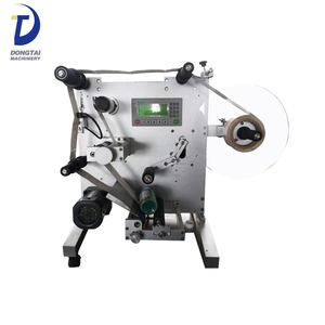table top labelling machine price semi automatic labelling machine for round bottles