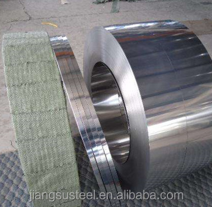 stainless steel aisi cold down 201 409 440C 444 food grade strip/coil price per kg in Dainan