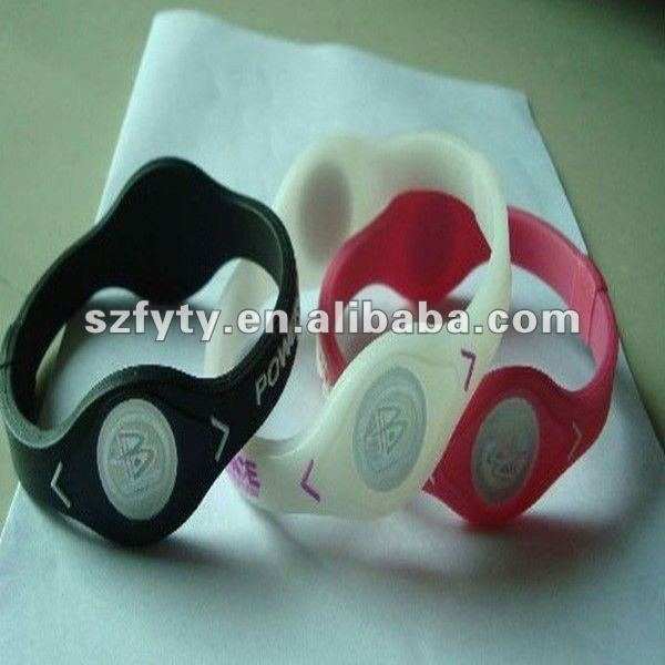 Popular sale silicone pure energy bands