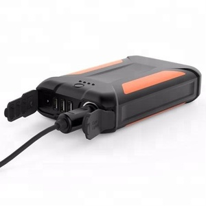 2019 electric fishing battery 12v ciger lighter, electric fishing reel battery, ce rohs power pack 30000mah 40000mah