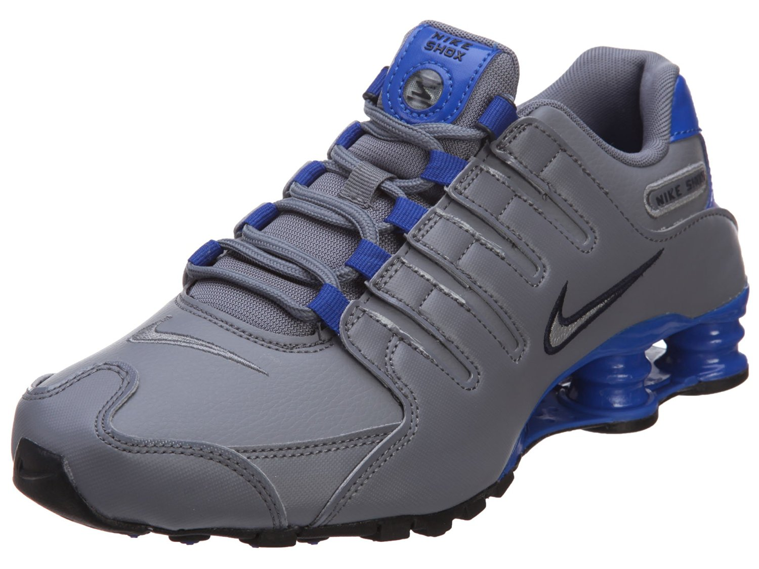 online store 75598 93752 Get Quotations · Nike Mens Shox NZ SL Running Shoes