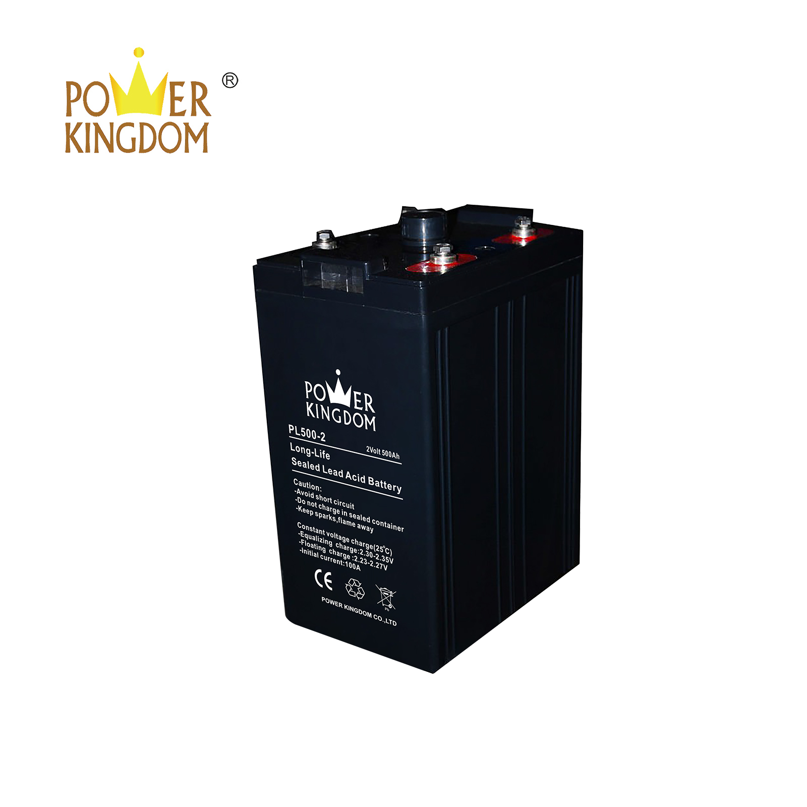 Power Kingdom 8d gel cell batteries company fire system-2