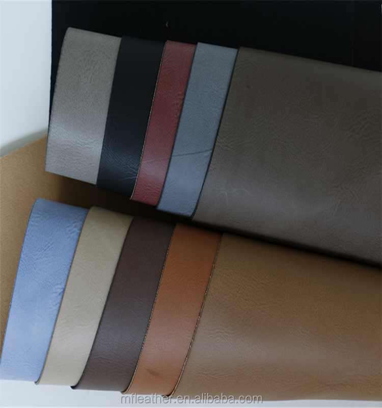 PU artificial leather for making sofa and furniture