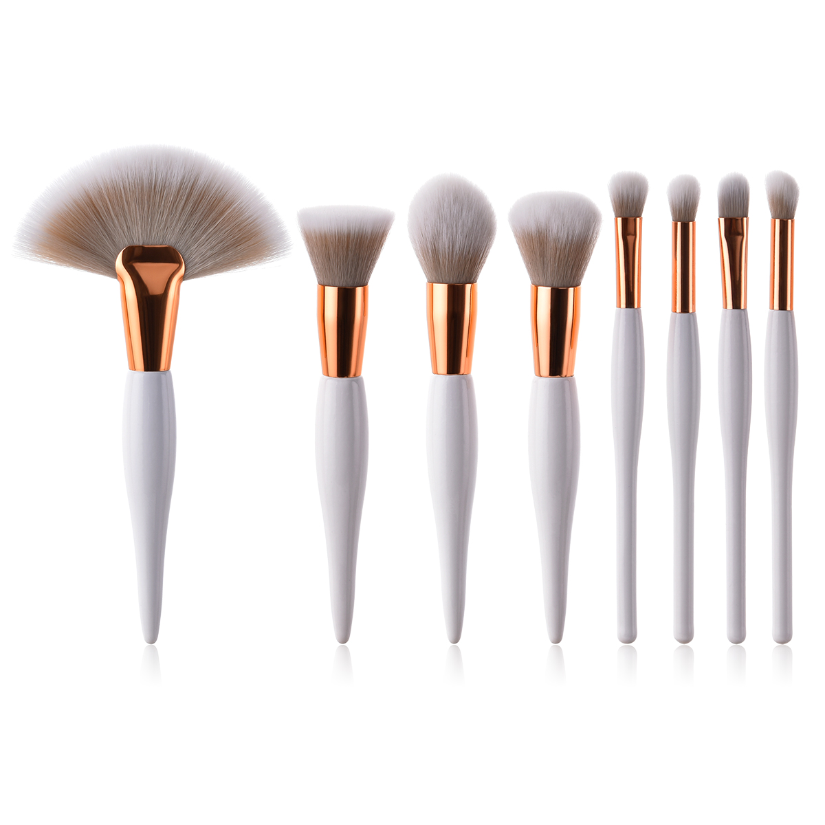 New Arrival Brushes 10-Piece Professional Makeup Brush Set