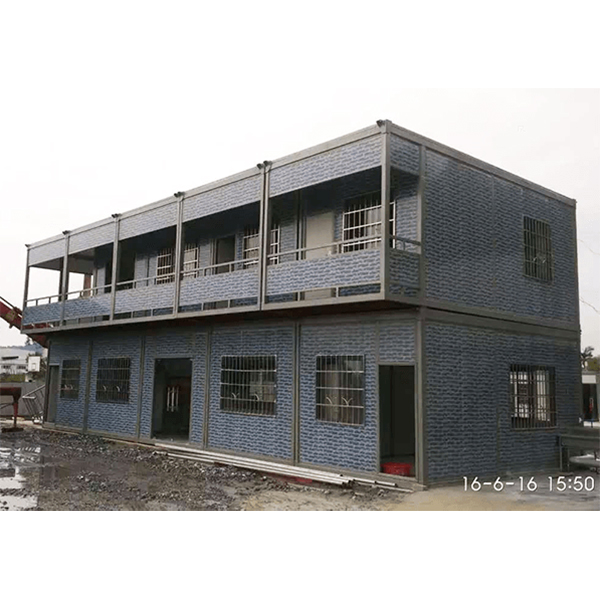 Prefabricated Smart House Low Cost Whole Full Containers Pre Made Modern