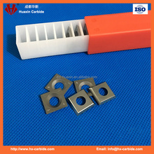 Tungsten Carbide indexable inserts wood chipper machine used