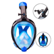 Hot sale factory direct price high quality wholesale scuba equipment snorkel mask for diving