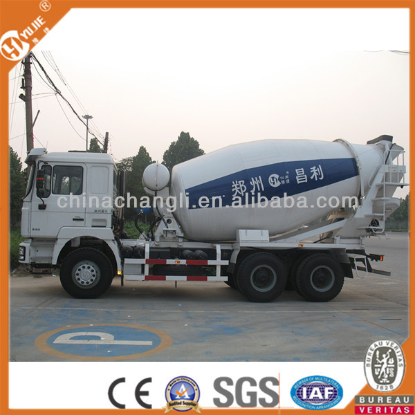 second hand concrete mixer trucks for sale