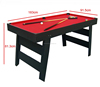 WINMAX brand high quality hot sell family 6ft national pool tables,wholesale pool table