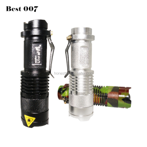 Good quality high power customized mini led flashlight