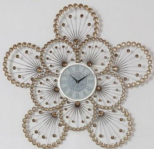 Different Art Craft Logo Oriental Wall Clocks In Black Frame Buy
