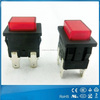 high quality 2016 hot sale UL approved latched illuminated push button switch