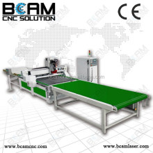 2015 Newest Production lines of 4 axis cnc router engraver machine