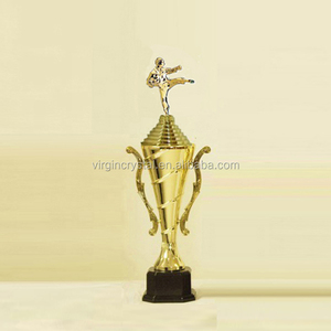 classical model metal sports Taekwondo trophies cup manufacturer