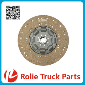 IVECO and DAF Truck parts 1303702 1878054951 42548067 99463434 500392646 430WGTZ Clutch Plate
