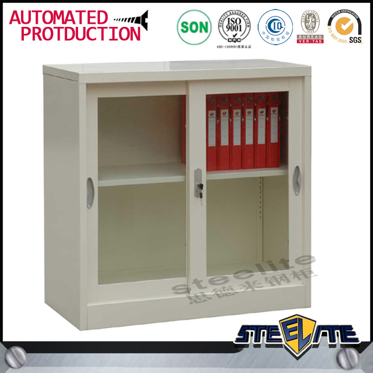 Small Cabinet With Glass Doors, Sliding Glass Door Display Cabinet, Glass  Door Book Cabinet