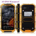 Original 2016 New Arrival A9 Plus IP68 Waterproof Mobile Phone MTK6582 Quad Core Android Smartphone 2GB