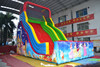 channal inflatable slide, fairy inflatable bouncer slide,giant inflatable slides for kids