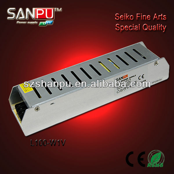 sale 100w 12v led power supply made in china ,china manufacturer,supplier and exporter