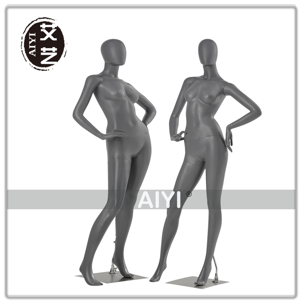 Boutique Female Realistic Mannequin For Designing Clothes