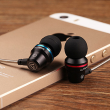 G6 3.5mm In-Ear Earbuds Mic Bass Stereo Earphone Sport Headset Noise Cancelling Headphone for iPhone Samsung  Free Shipping