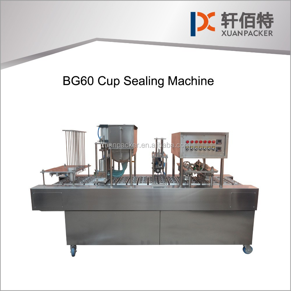 Automatic Cup Lid Sealer