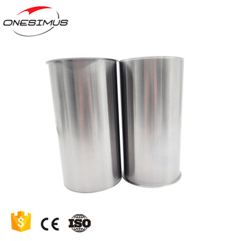 Factory direct auto parts 4jb1 cylinder liner 92mm