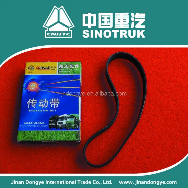 Sino Truck Engine Parts,Howo Truck Engine Alternator Belt 8pk807 ...