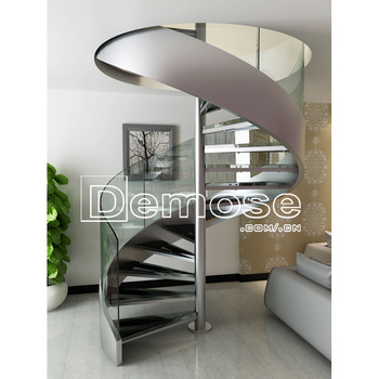 villas design spiral staircase for small house buy luxury wood rh wholesaler alibaba com