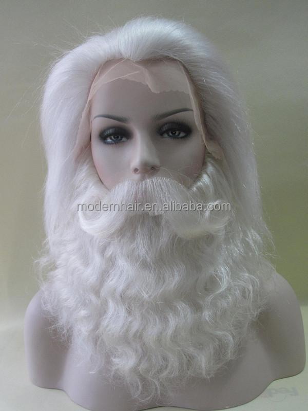 Yak Hair Santa Wigs 3