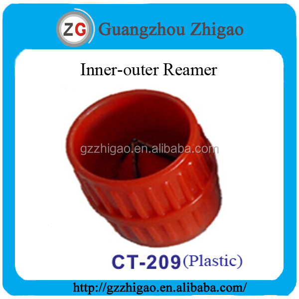 "Plastic Body Refrigeration Tool Inner-outer Reamer Tool for Pipe CT-209 for 1/4""-1-5/8"""