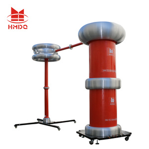 HMYD Partial Discharge Free Detecting System Testing Transformer