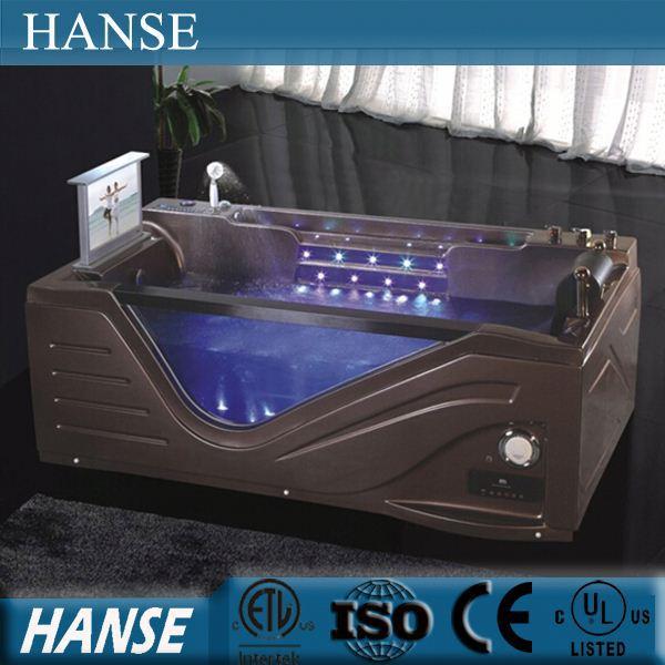 hsb vasca da bagno di lusso con l'altoparlante/sesso vasca da, Disegni interni