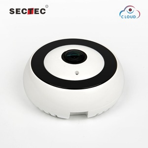Wireless IP Cloud Storage HD 960P Panoramic Wifi Video Camera