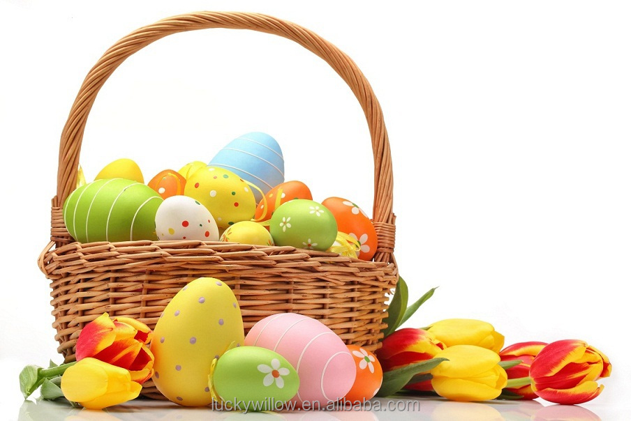 Wicker easter baskets wicker easter baskets suppliers and wicker easter baskets wicker easter baskets suppliers and manufacturers at alibaba negle Image collections