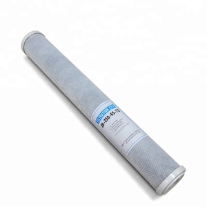 20 inch Carbon Block filter cartridge for water filter