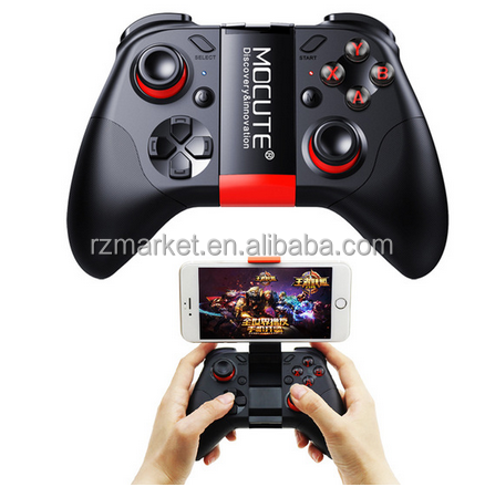 Mocute 054 bluetooth gamepad wireless remote controller game pad for mobile phone