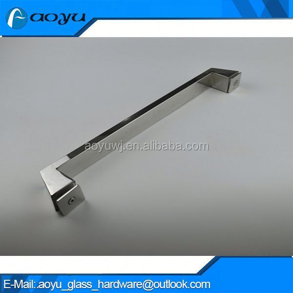 Made in china Gaoyao city high quality shower glass push pull handle