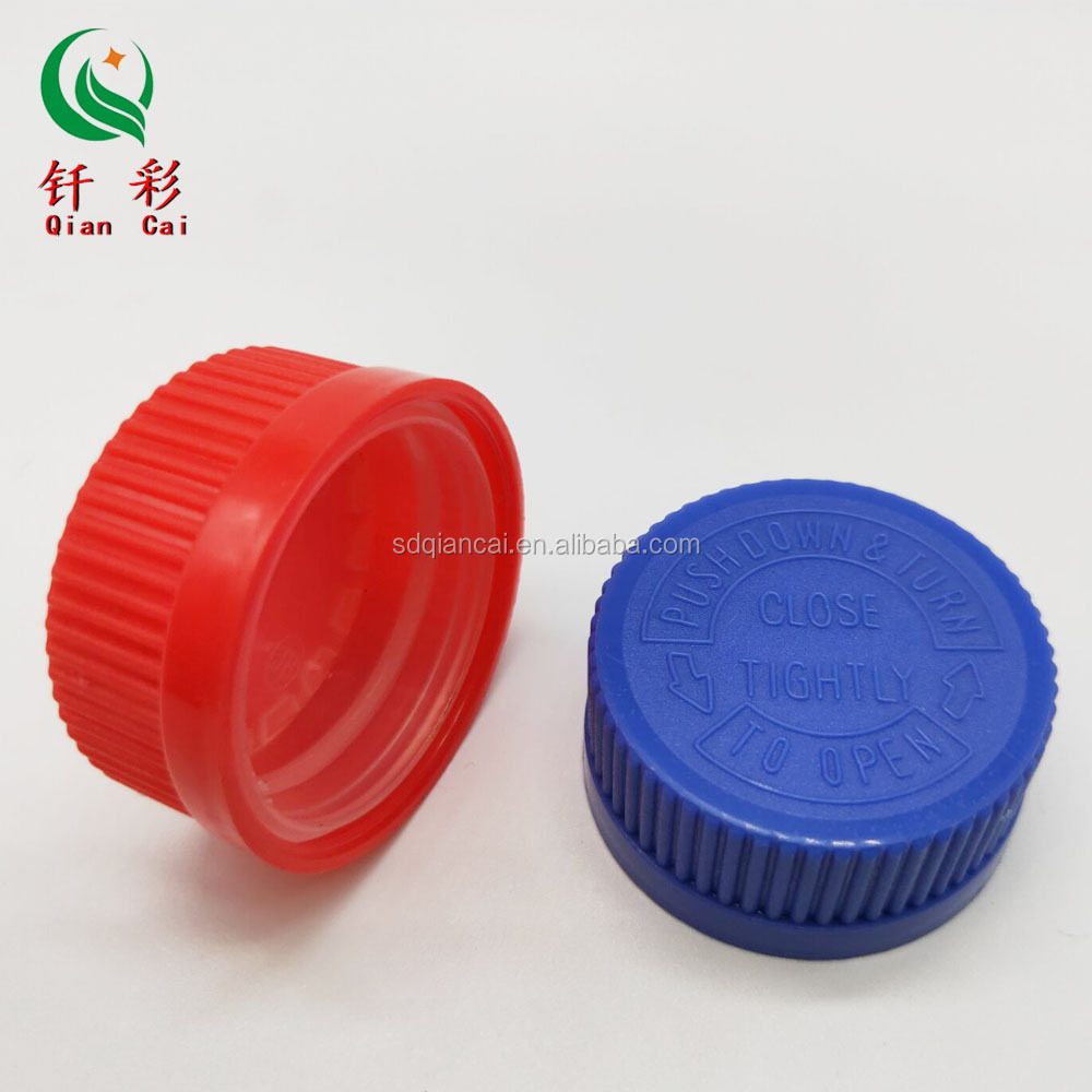 wholesale 32-410 plastic child safe cap plastic bottle cap pill bottle cap