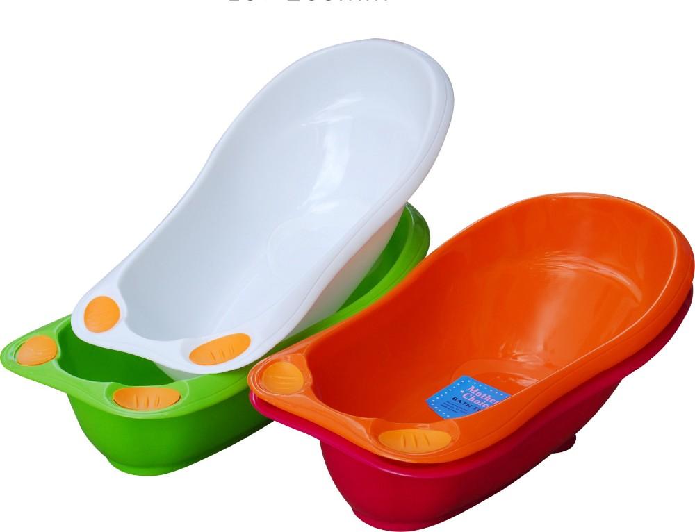 2016 Oem Large Freestanding Kids Bucket Claw Foot Plastic Baby Bath ...