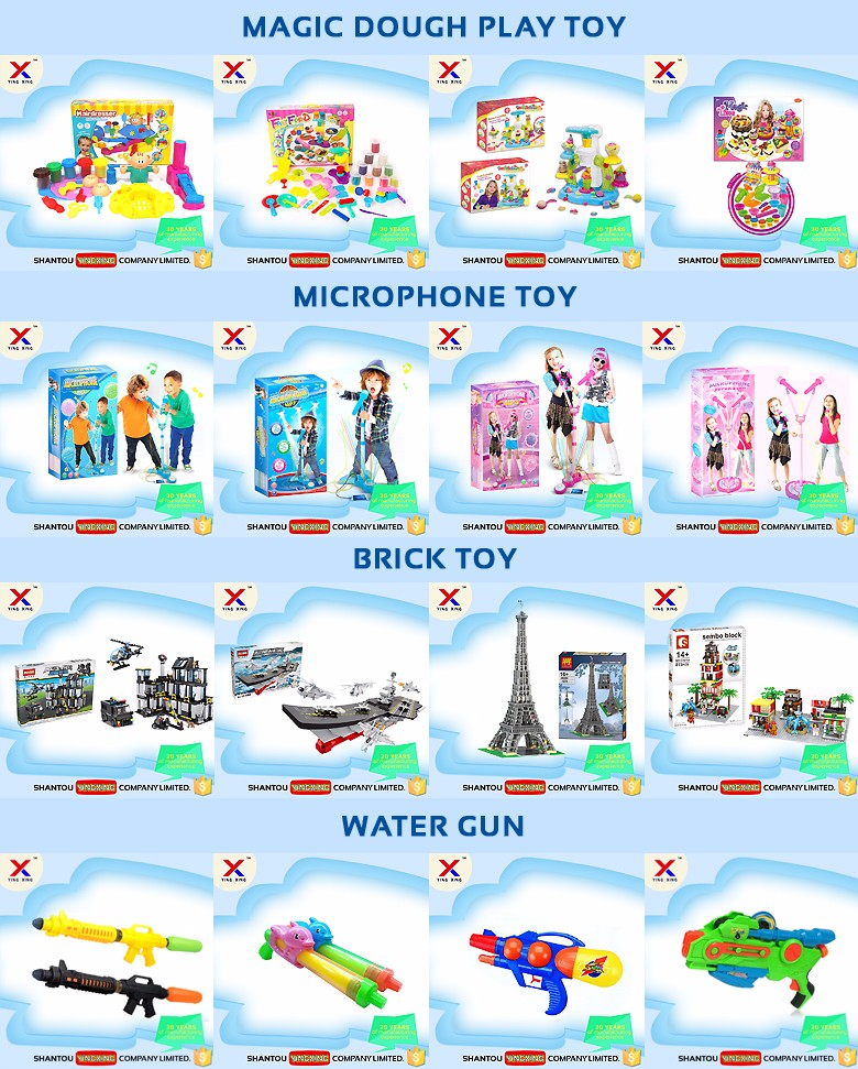 colorful plastic construction toys for kids