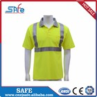 Self-protective Safety T-shirt Men's Design Safety Work Protective T Shirt